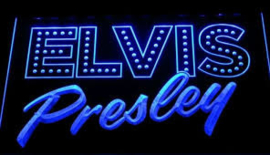 Elvis Presley neon bord lamp LED 3D cafe verlichting reclame lichtbak