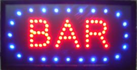 Bar drank cafe LED bord lamp verlichting lichtbak reclamebord #barH