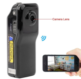 Mini camera draadloos babyfoon WIFI android iphone IP video