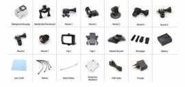 Ultra HD 4K WIFI Action cam gopro go pro 8 +HDMI/DUAL/SELFIE