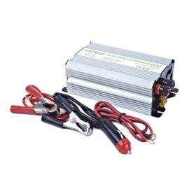 Omvormer convertor auto 12v 220v 230v 300 watt + USB 300watt