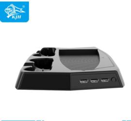 Docking dock playstation 5 ps5 laadstation ventilator oplader controller