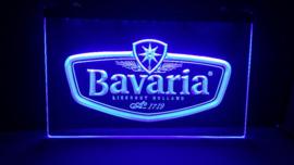 Bavaria neon bord lamp LED 3D verlichting reclame lichtbak