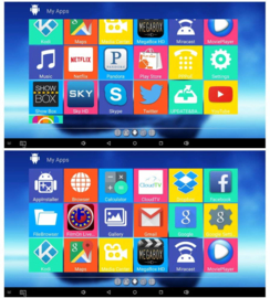MXQ PRO android 10.0 tv box mediaspeler iptv netflix 5G! 1/8GB