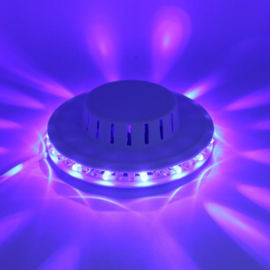 Disco bal bol verlichting licht LED lamp flower RGB 360 graden
