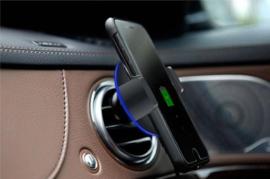 Telefoonhouder auto ventilatie rooster 360 Draaibaar oplader