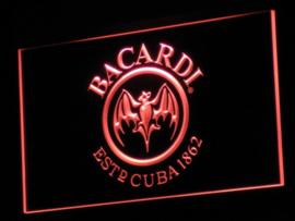 Bacardi neon bord lamp LED 3D verlichting reclame lichtbak #2