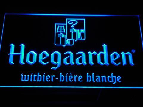 Hoegaarden neon bord lamp LED 3D verlichting reclame lichtbak bier