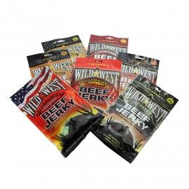 Beef Jerky All Tastes Special Valuepack 6 x 70 gram