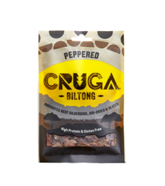 Biltong Peppered 25 gram