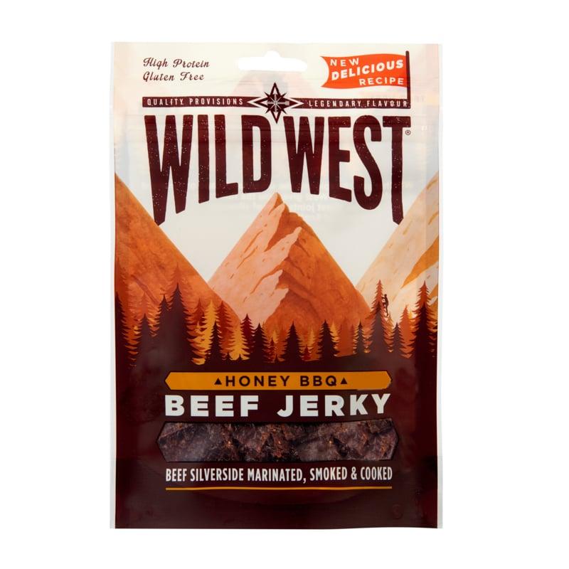Beef Jerky Honey BBQ 12 x 70 gram (12 halen, 11 betalen)