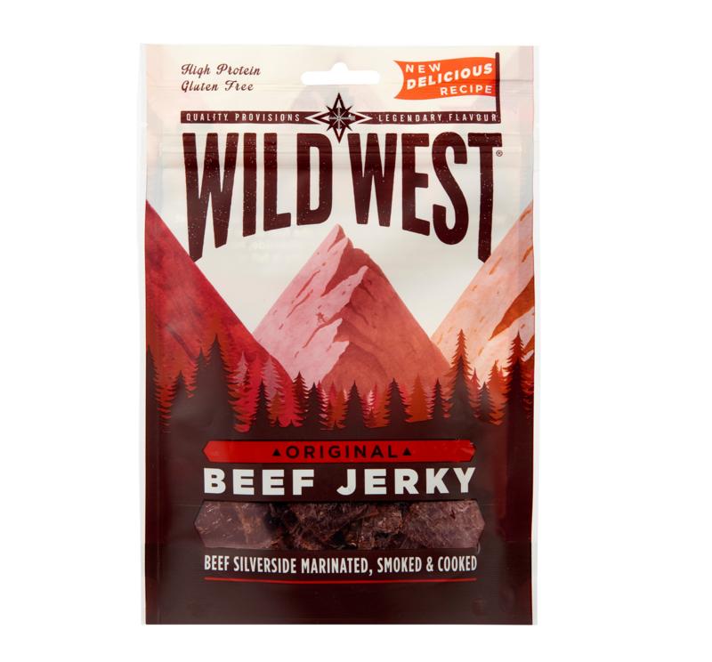 Beef Jerky Original 24 x 25 gram (24 halen, 22 betalen)