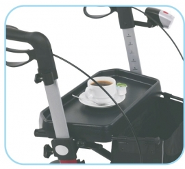 Server rollator - Dienblad