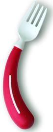 Henro-Grip vork linkshandig rood