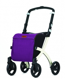 Rollz Flex - De shopper rollator