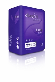 Absorin Comfort Finette Extra (14 stuks)