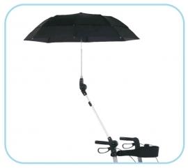 Server rollator - Paraplu