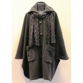 Rolstoel Cape Fleece