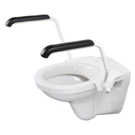 JadaCare toiletbeugelset hoogte armleuning 25 cm