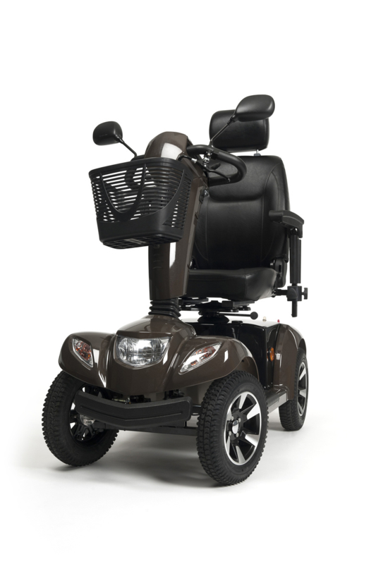 Scootmobiel Vermeiren Carpo 4 Limited Edition