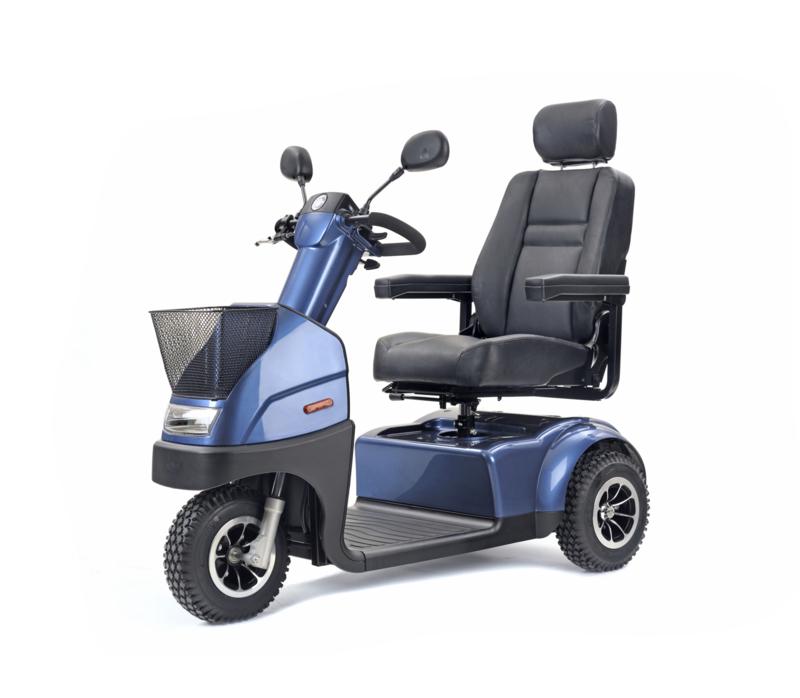 Afikim Afiscooter Breeze C3 scootmobiel