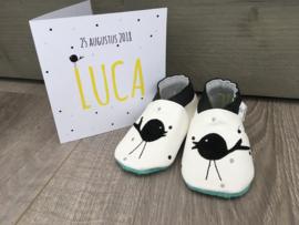 Geboorteslofjes Luca