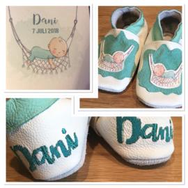 Geboorteslofjes Dani