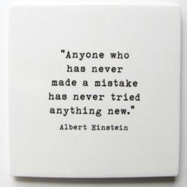 TEGEL 'ANYONE WHO HAS....NEW'