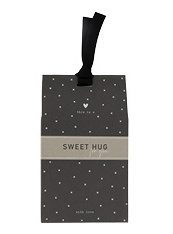 BASTION COLLECTIONS GIFT BAG SWEET HUG FOR YOU