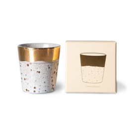 HKLIVING COFFEE SPECIAL EDITION GOLD STRIPE/DOTS
