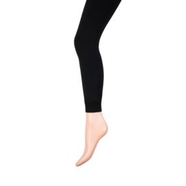 Thermo legging zwart extra dik