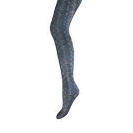 Panty Marianne snake print grijs