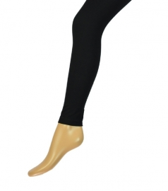 Marianne legging in marine en zwart seamless