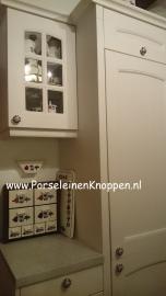Klantfoto Boerenbont Keuken van Franchine