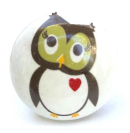 Kastknoppen Sweetie Owl, Uiltje