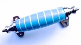 Kastgreep met strepen 'Bolke' blauw