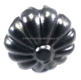 Smeedijzer kastknop (38mm x 32mm) smeedijzeren kastknoppen metaal