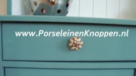 Klantfoto Buffetkast met porseleinen kastknoppen van Tjeerd & Ravel