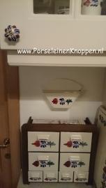 Boerenbont Keuken van Franchine