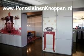 Klantfoto Porseleinen Kastknoppen bij Telfort Zakelijk te Venray