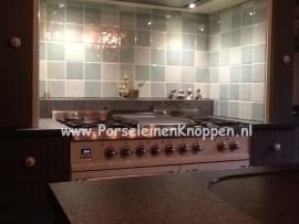 Klantfoto Super Mooie Keuken met kastknop nummer 096