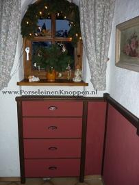 Klantfoto Rudolf's rode komgrepen