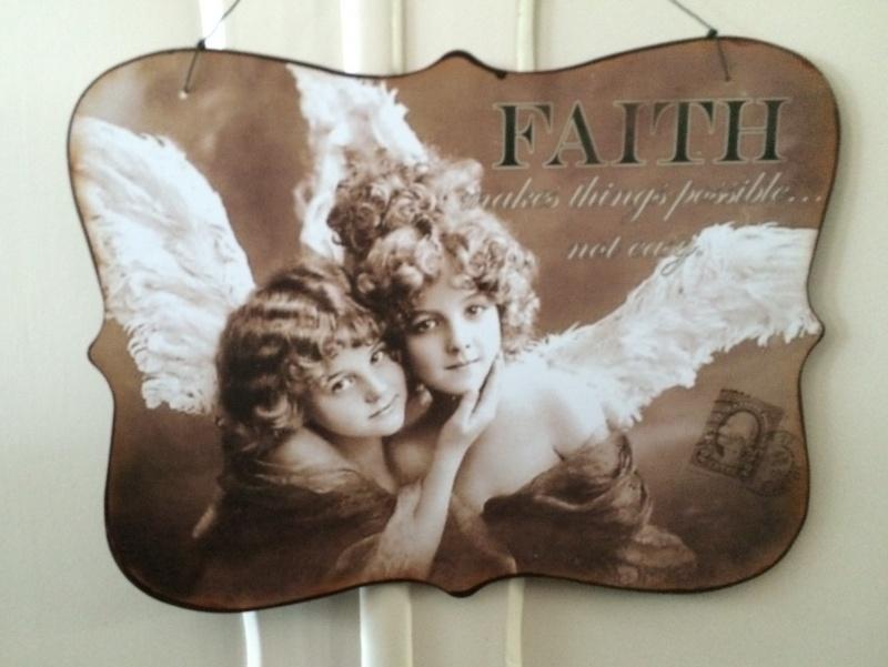 1679 Angels, , deurhanger kasthanger