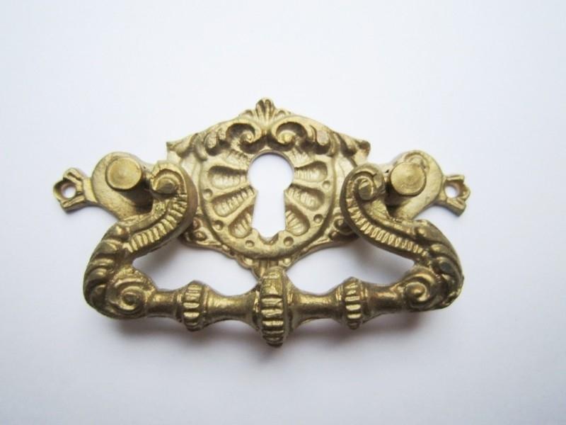 Barok kastgreep met sleutelgat
