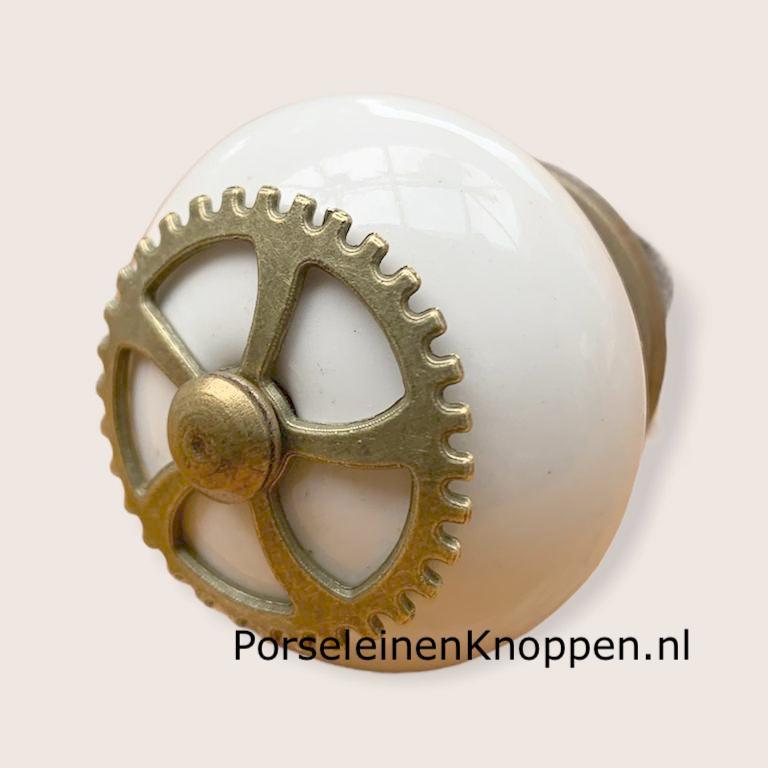 Industriële kastknoppen, Unieke kastknop met een look ala industrieel