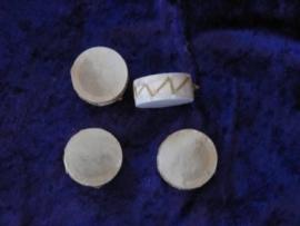 Ratel Minidrum Blanco
