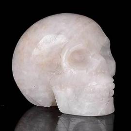 Bergkristal Skull 3