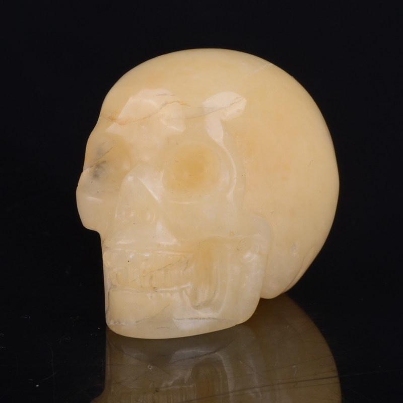 Aventurijn Skull
