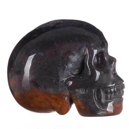 Jaspis Skull 1
