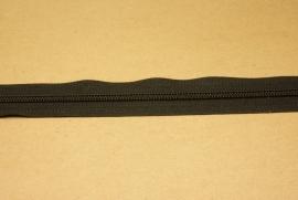 Rits YKK 5mm zwart